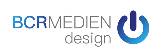 BCR Mediendesign Logo Medienagentur Webdesign