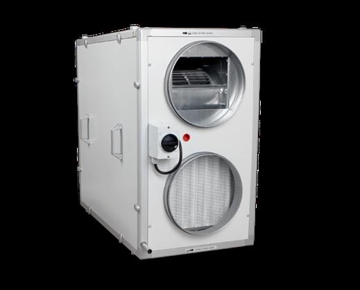ventilation double flux bruxelles VDV