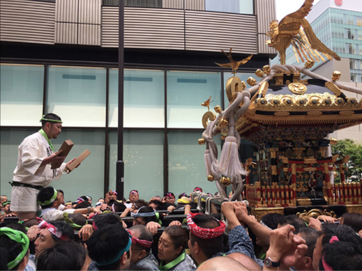 鉄砲洲神社例大祭, 鉄砲洲祭, 宮元(湊一・湊二), 神輿宮入