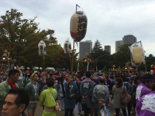 大江戸神輿まつり, 木場公園, 神輿同好会, 神輿コンテスト, 日本神輿協会