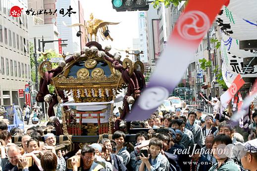 椙森神社例大祭, 平成30年, 3年に一度の本社神輿渡御
