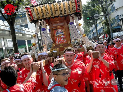 よこすかみこしパレード: ⓒreal Japan 'on