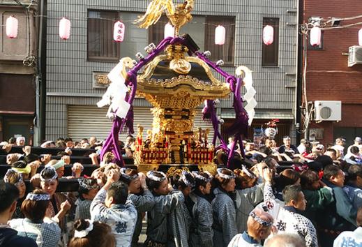 矢先稲荷神社例大祭(2018.6.17) :投稿ⓒトッキーさん