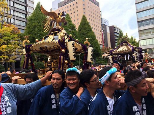 かわさき市民祭り,伝統芸能,川崎市,第41回,2018