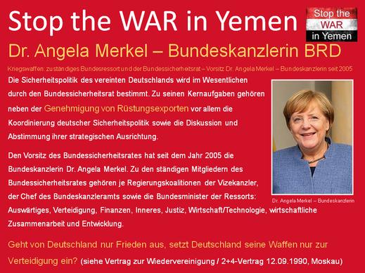 SAUDI ARABIEN - VERLÄSSLICHER PARTNER DEUTSCHLANDS - 09/11 * Der Jemenkrieg * Syrien * Deutschlands Rüstungsexporte * Menschenrechte