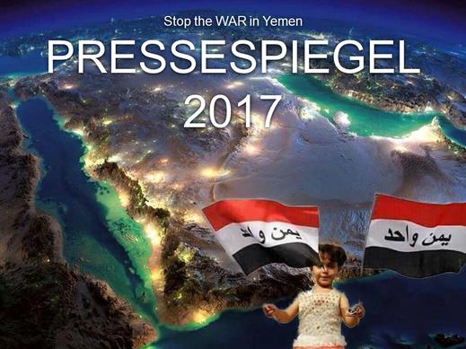 Krieg im Jemen - Pressespiegel 2017