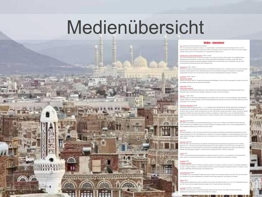 Stop the WAR in Yemen - Quellen der Recherche