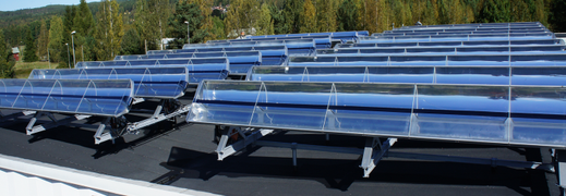 Parabolic Trough Collectors