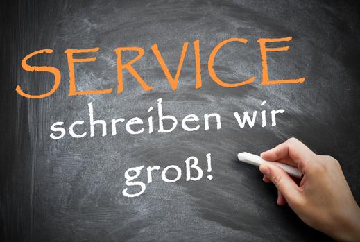 Service  - Information der Praxis Tophof Südlohn