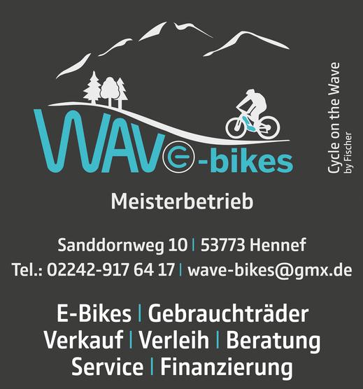 Fahrradhandel, E-Bikes kaufen, leihen, finanzieren Sanddornweg 10, 53773 Hennef