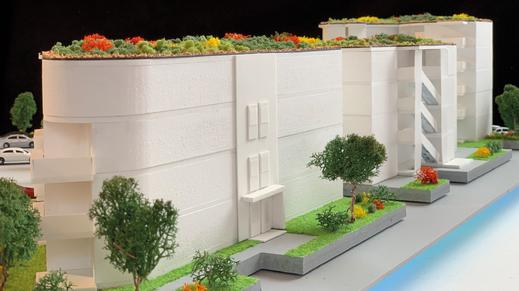 Mit Liebe zum Detail und handwerklichem Geschick bauen wir Modelle und Miniaturen von Häusern, Wohnprojekten, Firmen-Arealen, Brücken, Brunnen und Plätzen, Skulpturen, etc. Digitale Technik und Handwerk vereint.