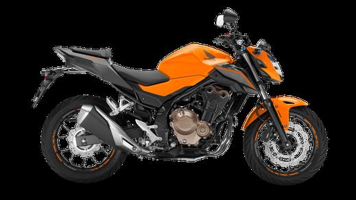 Honda CB500 Klasse A2