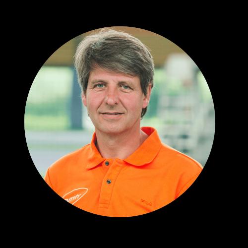Akademieinhaber und SIT-Erfinder: Uwe Schumann