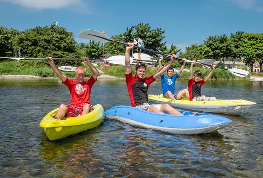 Klassenfahrt Rügen Teamevent Kanu Incentive Vereinsausflug