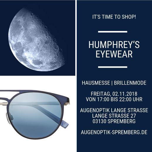 Brillen von HUMPHREY'S eyewear in Spremberg kaufen