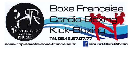 Round club Pibrac club de boxe française nutrition du sportif