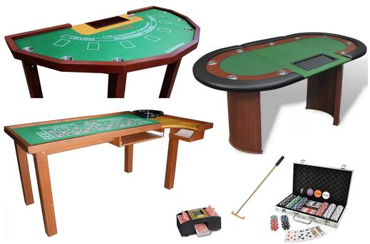 Casino Spiele mieten - Motto Casino Royale
