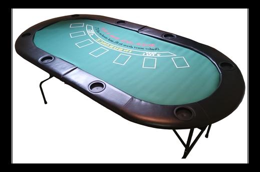 Black Jack Tisch mieten Budget Set - roulettetisch.ch