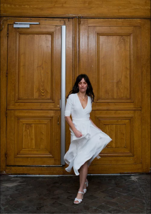 Mademoiselle De Guise - Modèle : Chloé - Crédit : @marineblanchardphotographie