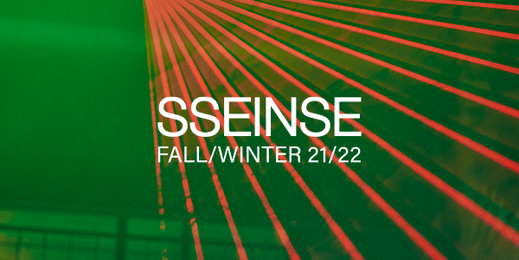 SSEINSE 2021AW COLLECTION