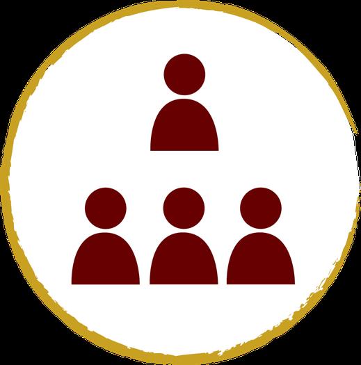 Vortrag, Serviceorientierung, Knigge, Icon