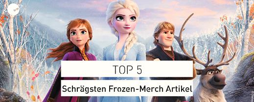Die Eiskönigin 2 Verlosung Disney Heimkino FANwerk Gewinnspiel Frozen Anna Elsa Olaf Merchandise funny