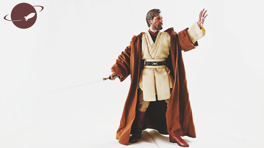 Hot Toys 1/6 Sixth Scale Star Wars Obi-Wan Kenobi Episode 3 Figur be-toys FANwerk kaufen Review Rezension deutsch