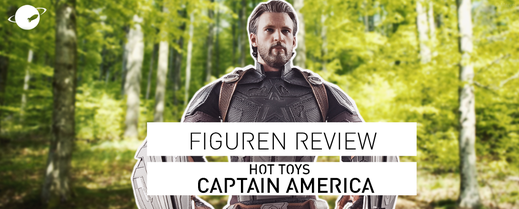 Hot Toys 1/6 Sixth Scale Marvel Avengers Infinity War Captain America Figuren Review be-toys FANwerk Shop Hot Toys Figuren kaufen