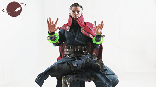 Hot Toys 1/6 Sixth Scale Marvel Avengers Infinity War Doctor Strange Figuren Review be-toys FANwerk Rezension deutsch