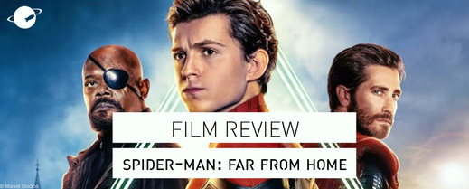 Spider-Man Far From Home Film Review FANwerk Deutsch Kritik Rezension MCU Marvel Avengers Endgame Mysterio Nick Fury