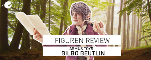 Asmus collectibles 1/6 Sixth Scale Hobbit Bilbo Beutlin Figuren Review be-toys FANwerk Shop Hot Toys Asmus Figuren kaufen Der Herr der Ringe