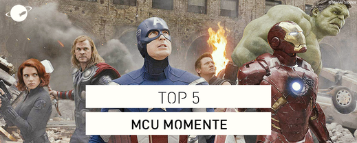 top 5 avengers mcu marvel filme iron man captain america hulk thor thanos black widow