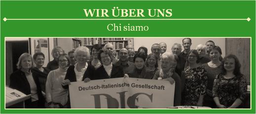 Deutsch-Italienische Gesellschaft Mittelhessen e. V.  - Wir über uns
