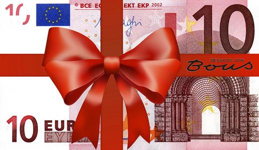 Gutschein gültig ab einem Einkaufswert von 100,- Euro.