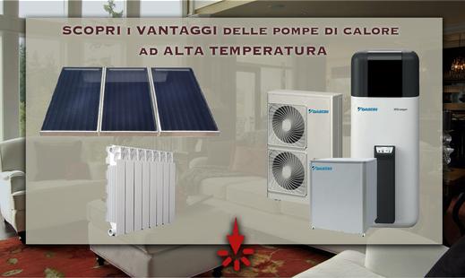 scopri i vantaggi delle pompe di calore ad alta temperatura al miglior prezzo di torino e provincia con idrocostruzioni