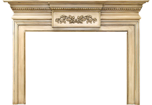 The Custom Devonnѐ Fireplace Mantel