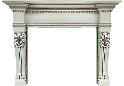 The Custom Avondale Fireplace Mantel