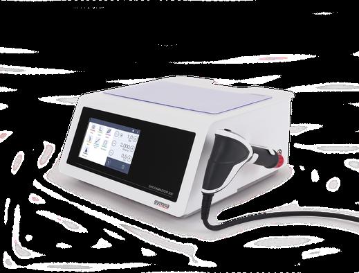 Gymna ShockMaster 300 Stoßwellentherapie