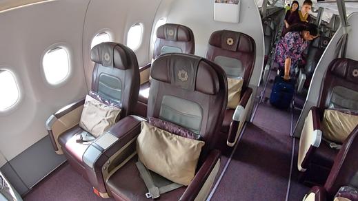 Air Vistara 320 Business Class