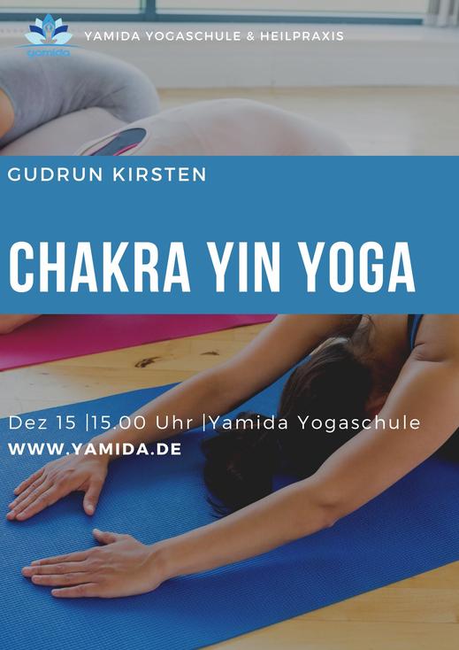 Yamida Yoga Studio mit Yoga Nidra 29.06.2019