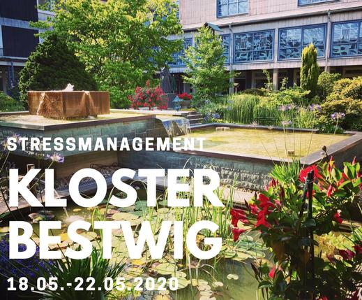Yamida Yoga Stressmanagement Kloster Bestwig 18.05.-22.05.2020
