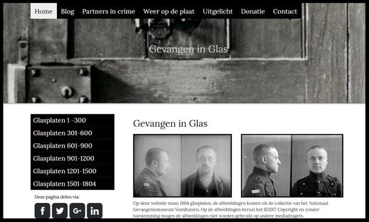 Gevangen in Glas