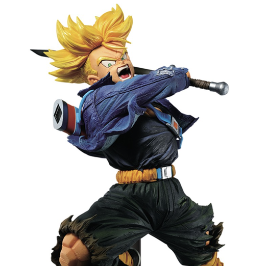 Dragonball Z Trunks Figur BWFC  Vol.1