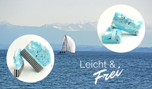 Kosmetiktäschchen aus Designer-Baumwollstoffen, designed & made by deBlecourt