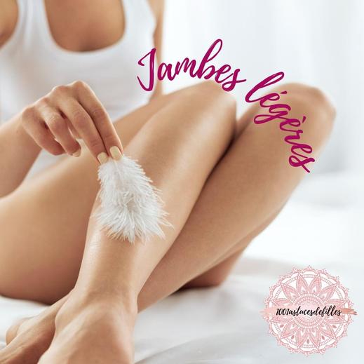 drainage lymphatique soin jambes legeres supplement enveloppement cryo