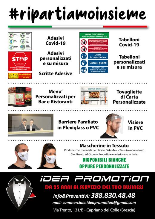 Stampa Volantini Brescia
