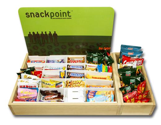 snack-boxen fürs Büro