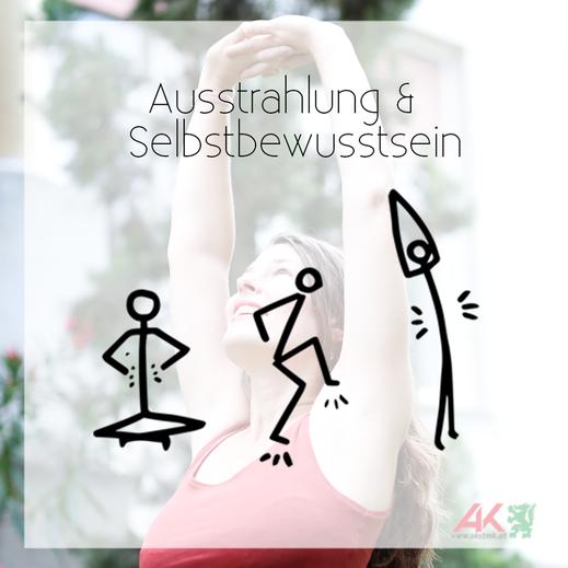 Mini-Yoga: Ausstrahlung & Selbstbewusstsein