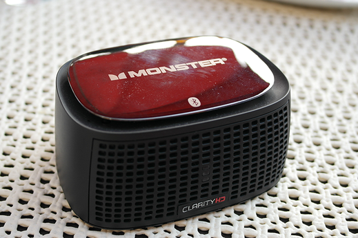 Monster Clarity HD Wireless Music Box