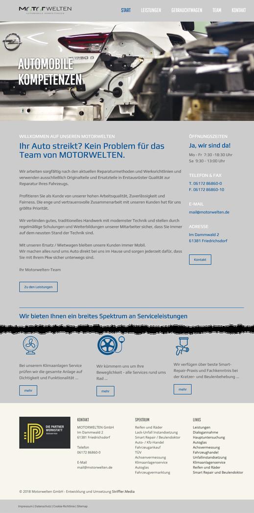 Motorwelten, Automobile Kompetenzen | https://motorwelten.de